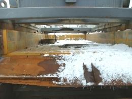 샌드유니트(중고탈수스크린)맑은환경(300톤)모래세척기(샌드유니트)1842급판매