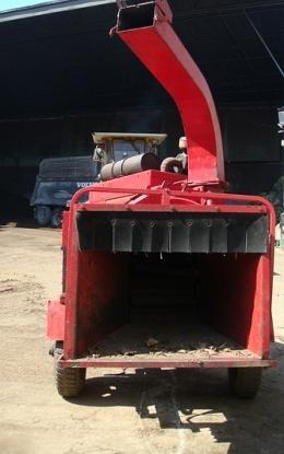 목재파쇄기(중고목재파쇄기)풍림PRC290(톱밥제조기,목재파쇄기)급판매