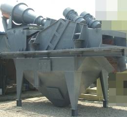 샌드유니트/모래세척기100톤(샌드유니트)1221급판매