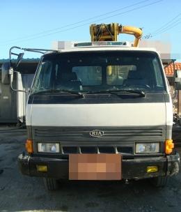 펌프카(중고펌프카)동양21M짤순이DCP-60M1997년식급판매