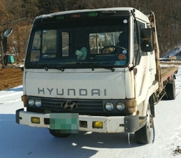 덤프트럭(중고덤프트럭)현대5톤덤프트럭 급판매