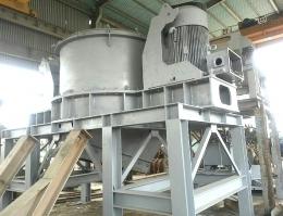 바막(중고바막)광산기공500톤바막/모래샌드선별 급판매