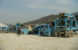 크라샤플랜트(중고크라샤)삼영4430풀세트200톤풀세트 급판매