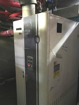 보일러(중고스팀보일러)부스타BO-300G(스팀보일러300kg)급판매