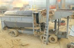 모래골재선별기(중고선별기)습식모래골재선별기(대흥타입)2010년식급판매