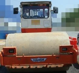 진동로울러(중고진동로울러)HAMM2420진동로울러(10톤~12톤)급판매