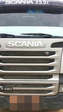 덤프트럭(중고덤프트럭)스카니아480급판매