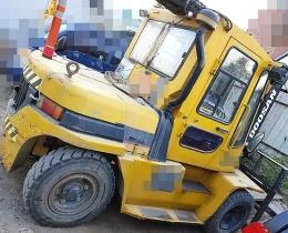 지게차(중고지게차)두산D50S급판매(5.0톤)