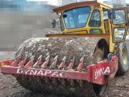 진동로울러(중고로울러)다이나팩CA25PD(11톤 전륜)
