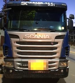 덤프트럭(중고덤프트럭)스카이나G420급판매