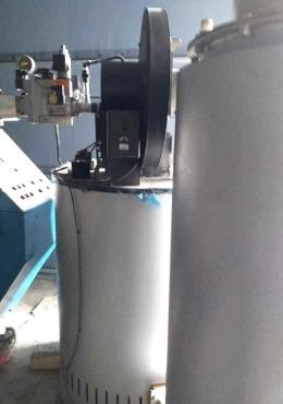 보일러(중고스팀보일러)부스타BCS-500형(스팀보일러500kg)급판매