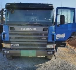덤프트럭(중고덤프트럭)스카니아380급판매