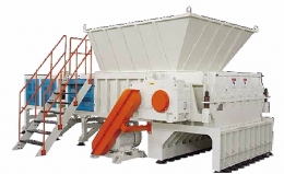 분쇄기,파쇄기,DYSSZ Heavy Single Axle Shredder