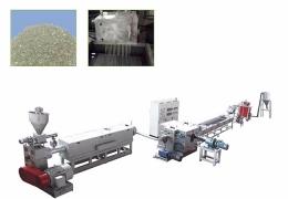 재생 압출성형기,JWT Series Single Screw Pelletizing Machine