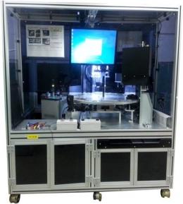 판넬 비젼 자동 검사기( INLINE 용 ) / Panel vision automatic tester(For Inline) / 판넬색상 / 판넬형상
