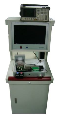 ETCS(하이패스)단말기 자동 검사기 내구성 겸용