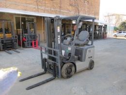 TCM 1.5톤 전동 지게차 7시리즈 사이드쉬프트 2009년식 850만원