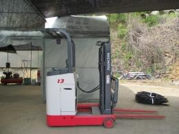 니찌유 1.3톤 전동 지게차 75시리즈 2010년식 500만원 판매합니다.