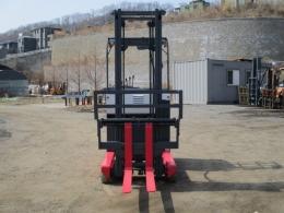 니찌유 1.8톤 전동 지게차 75시리즈 하이마스트 4미터 2007년식 650만원