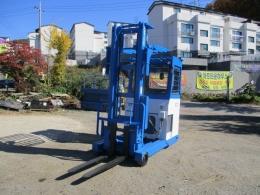 스미토모 3톤 전동 지게차 하이마스트 4.35미터 2011년식 900만원