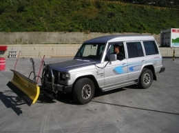 차량용제설기 제설장비 제설기 제설용차 제설차 RV
