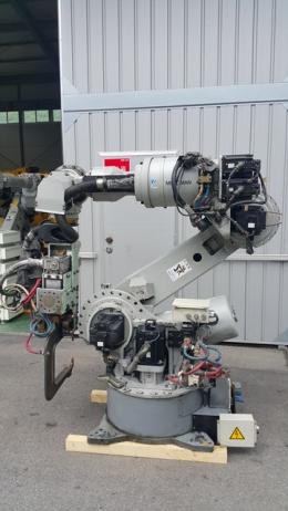 200kg SERVO GUN 용접로보트