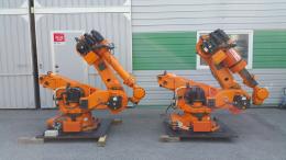 NACHI ROBOT  166KG핸들링 로보트(붕치형)