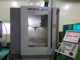 고속가공기, 미크론고속가공기
