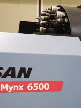 수직머시닝센터, 머시닝센터, 머시닝센타, Mynx650