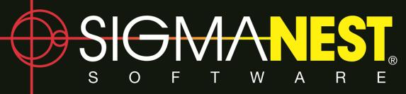 SigmaNEST CAD/CAM 네스팅 자동화 소프트웨어