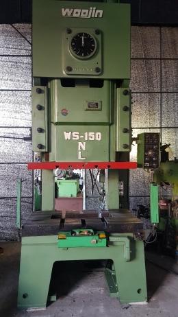 cs프레스 150톤