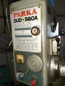 중고 업라이트, 파카 업라이트 560A, 중고드릴링머신