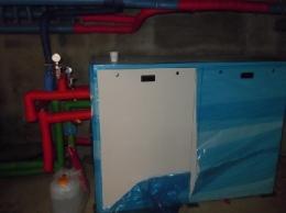 지열주택냉난방설치/공사/시공