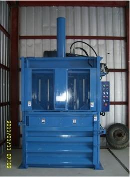 소형 수직형압축기, 수직압축기, 파지압축기, 비닐압축기