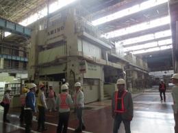 1000톤 600/600/600톤 탠덤 프레스 라인