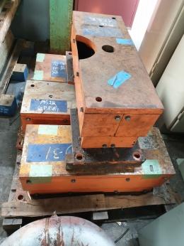 스프링 방진패드(400톤 프레스용)