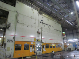 4600톤 트란스퍼프레스 트랜스퍼프레스