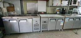 업소용 주방 냉장고 설비 커피기계 제과쇼케이스