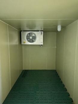 냉동냉장저장창고. 물류창고 식자제창고
