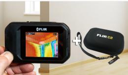 강력한 성능의 컴팩트형 열화상카메라 FLIR C2 이벤트!