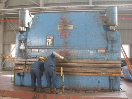 SMT-PULLMAX 500톤 절곡기