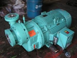 일체형유압펌프모터