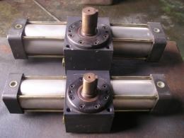 TAIYO 공압로터리액추에이터 TRA-1 / SD80T180