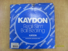 슬림볼베어링(Reali-Slim Ball Bearing)