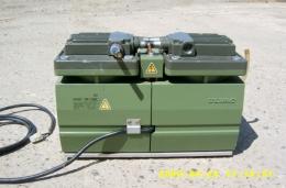 ULVAC 다이아프램형 진공 펌프 [DA-120S]