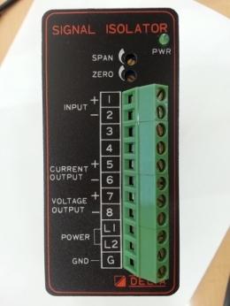 델타아이오 신호변환기 ISOLATOR [DSSI-HG1-Y]