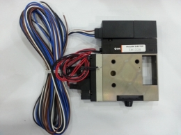 SMC VACUUM EJECTOR(진공 배출기)이젝터 [ZM133H+ZSE1-00-15CL+VJ114]