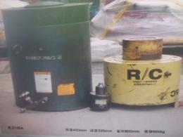 600톤 ENERPAC 에너팩 유압잭/유압작기