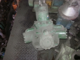 KAWASAKI 유압모터 [SX507BM-126-B1C]