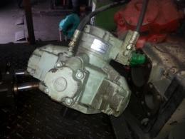 INTERMOT 뿔형/성형/별형 유압모터 [NHM400]